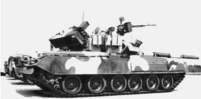 Основной танк Т-80У.