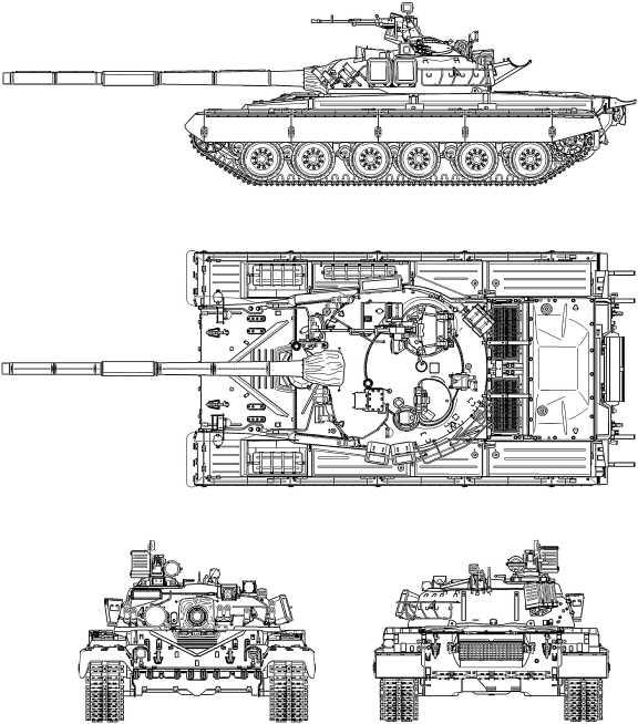 Т-80Б.