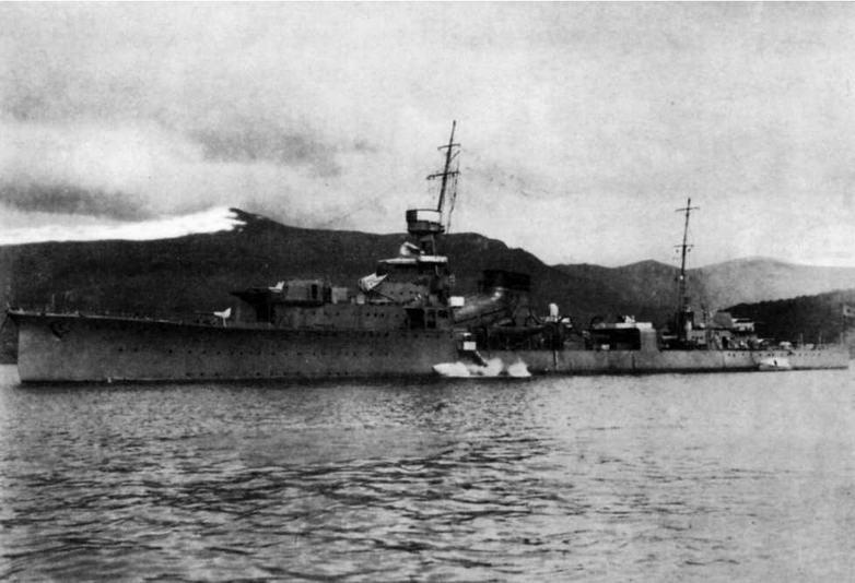 ЛКР Юбари на 1926 г.