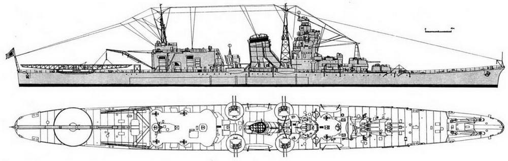 """ЛКР """"Ойодо"""" (на январь 1942 г.)"""