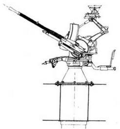 13-мм/76 зенитный пулемет тип 93 мод.4 (или мод.6)