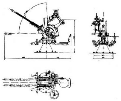 13,2-мм зенитный пулемет тип 93 мод. 4
