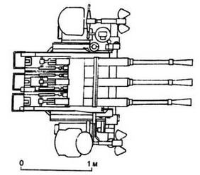 25-мм зенитный автомат тип 96