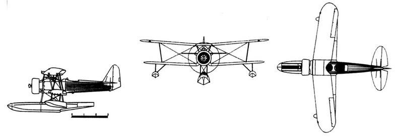 Тип 95 мод. 2. (Накадзима E8N2)