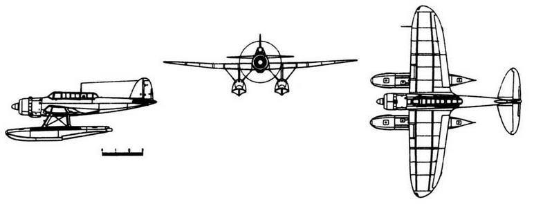 Тип 0 мод. 1 (Аичи Е13А1)