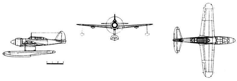 Тип 2. (Каваничи Е15К1)