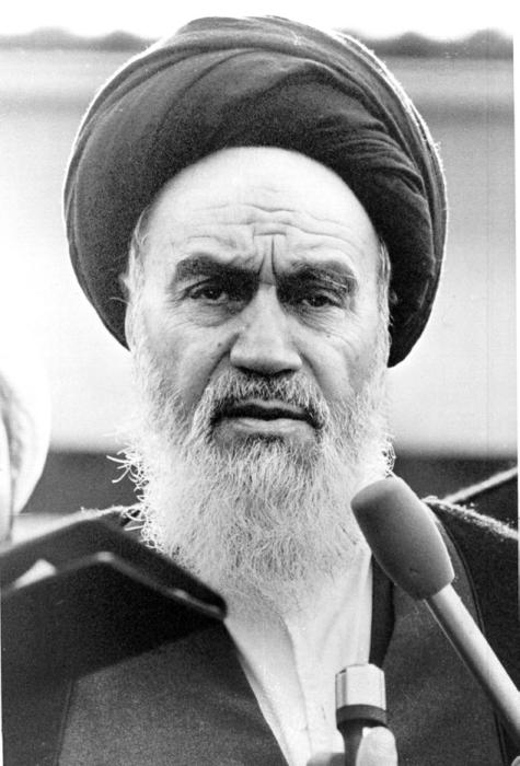 Сейид Рухолла Мостафави Мусави Хомейни, или Имам Хомейни,— иранский политический деятель.