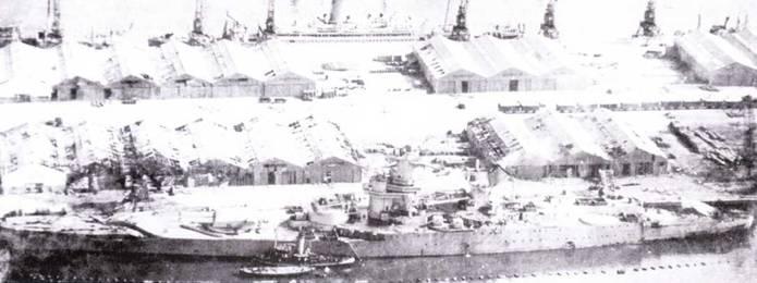 Быстроходные линкоры во Второй мировой войне и после нее