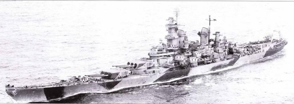 «Айова» плывет на войну, Кваджалейн, 24 января 1944г.