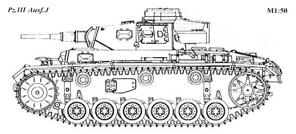 Pz.III Ausf.J.