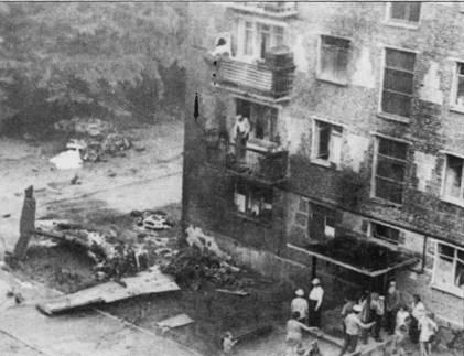 В начале 70-х годов вьетнамский курсант не справился с управлением «Дельфина» и протаранил при заходе на посадку жилой дом в городе Приморско-Ахтарск, летчик погиб в своем первом и последнем самостоятельном полете.