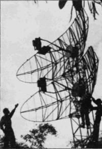 Радиолокатор раннего обнаружения воздушных целей П-15 «Song Ма». РЛС могла засекать воздушные цели на удалении до 250км, при условии, что они летели выше 300м. Радар монтировался на шасси грузового автомобиля повышенной проходимости ЗиЛ- 157 К. На вооружении Народной армии Вьетнама имелось 40 РЛС П-15.