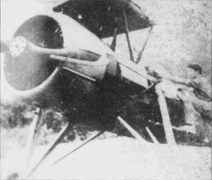 Подаренный последнему императору Вьетнама Бао Даю парасоль Моран-Сольнье, начиная с марта 1949г. использовался для обучения летчиков и техников, самолет очень долго не могли привести в пригодное к полетам состояние, так как у него были демонтированы плоскости крыла.