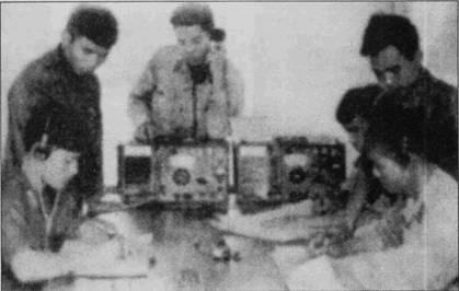 Увеличению эффективности истребителей ВВС ДРВ в небе Ханоя и Хайфона способствовало развертывание мобильных командных пунктов силами личного состава 4-го военного округа в 1968г.