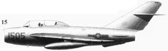 15.Shenyang JJ-5 «1505», 910-й учебно-тренировочный авиационный полк «Юлиус Фучик», 1967г.