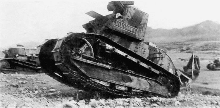 В БОЯХ 1918 ГОДА