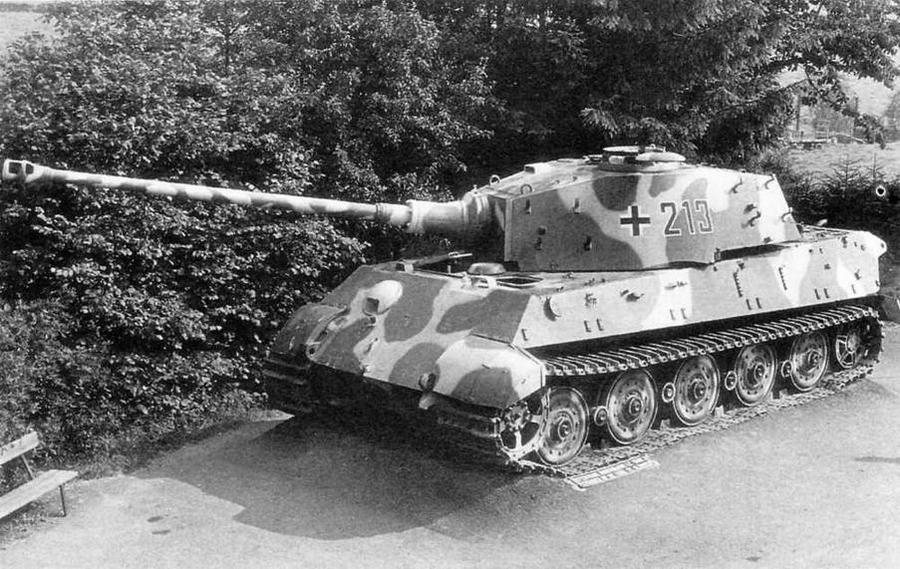 Этот танк находится в музее при Танковой школе бундесвера в Мунстере (Германия), куда он был передан из США в 1961 году