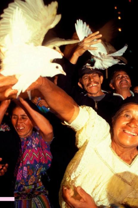 Гватемала / Пол Смит/Panos Pictures
