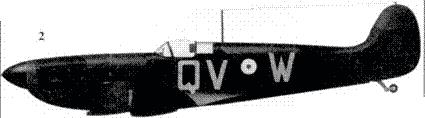 2. Mk I K9854/QV-W флайт-лейтенанта Вильфреда Клоустона, 19-я эскадрилья, Даксфорд, октябрь 1939г.