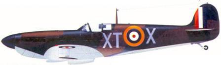 Mk I Х4250/ХТ-Х сержанта Джэка Стоко, август 1940г.