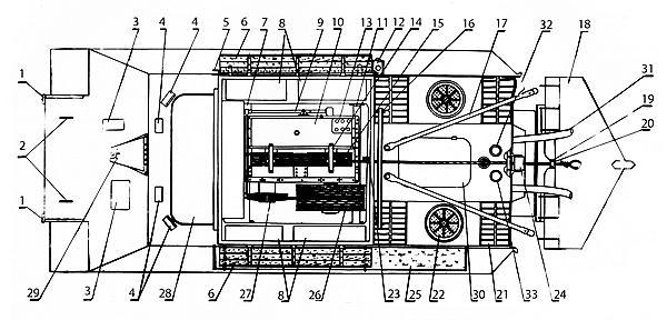 34 — планетарный механизм