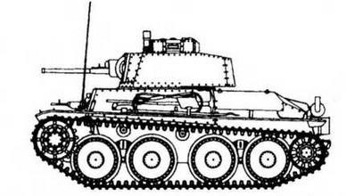 Следующий номер «Бронеколлекции» — монография «Легкий танк Pz.38(t)»