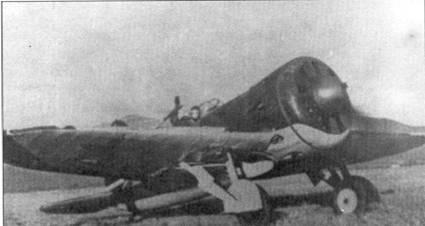 И-16 тип 5 к взлету готов.