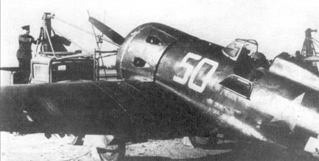 Зипуск двигателя истребителя И-16 осуществлялся автостартером. На снимке – И-16 тип 5.