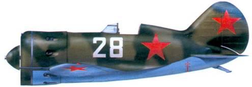 M-16 тип 17 ВВС Балтийского флота, 1942 г. Нa самолете летал лейтенант Михаил Васильев.