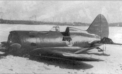 Лейтенант Й. Виспаа 10 апреля 1940 г. совершил вынужденную посадку на лед замерзшего озера Пихаярви из-за отказа двигателя на истребителе И-16 с бортовым идентификационным кодом «VH-201».