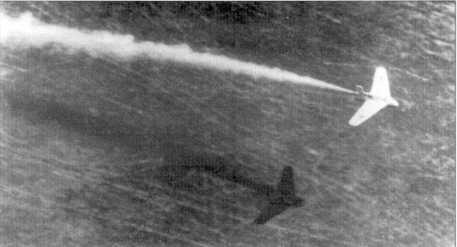 Старт Me 163А.