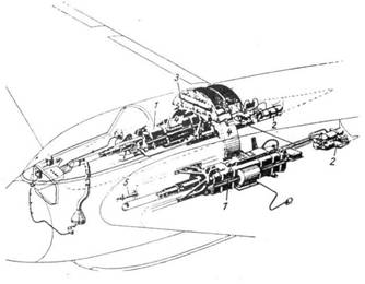 Пушки МК 108.