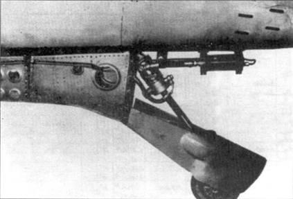 Хвостовое колесо Me 163B-0.
