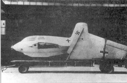 «Комета», подготовленная для транспортировки.