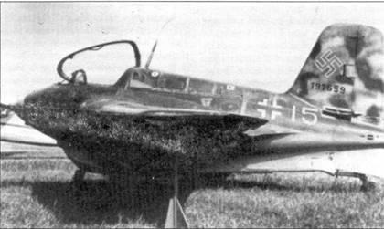 Me 163B- 1 W.Nr. 191659 в Museum of Flight, Ист-Форчун.