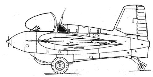 Me 163 В-0 производства фирмы Клемм