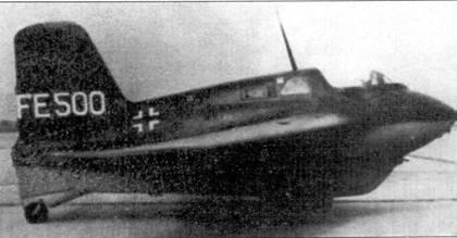 Одна из американских «Комет» (FE 500), 1945 год.