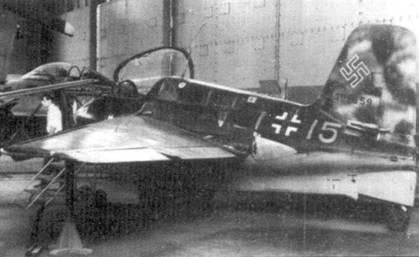 Me 163В-1 в Museum of Flight, Ист-Форчун.