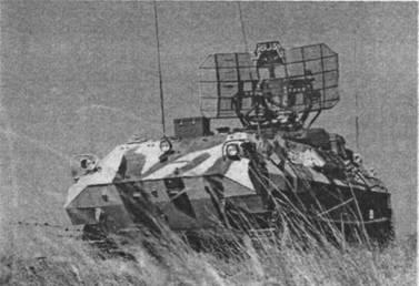 Пункт управления подразделением IIВО мотострелкового полка 9C80-1
