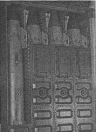 Зенитные ракеты и их размещение в ракетном модуле 9М334