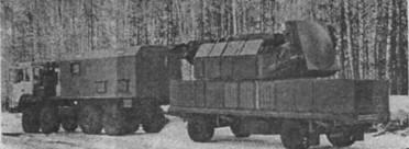 Мобильный вариант «Тор-М1ТА»