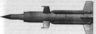 Зенитная управляемая ракета ЗМ8 ЗРК «Круг»