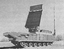 Станция обнаружения и целеуказания 9С18М1 (Купол-M 1)