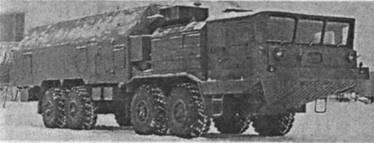 КП зенитной ракетной бригады «Бук» «Поляна-Д4»