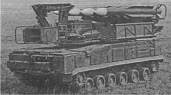 Заряжающая машина ЗРК «Бук»