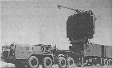 Радиолокатор обнаружения (РЛО) 5Н64К
