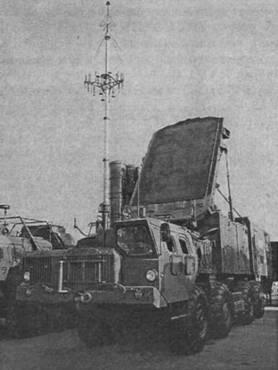 Многофункциональный радиолокатор подсвета и наведения 30Н6Е2