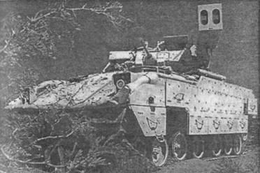 М2А2 «Брэдли лайнбэкер»