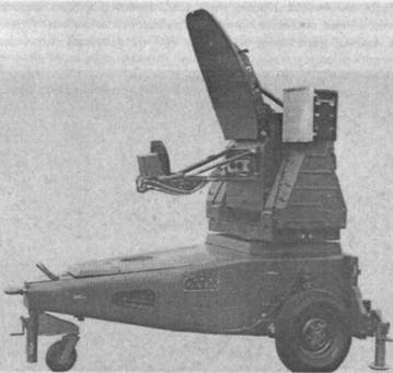 РЛС сопровождения «Блайндфайер-2000»
