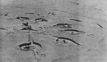 Позиция ЗРК во время арабо-израильской шестидневной войны 1967 г.
